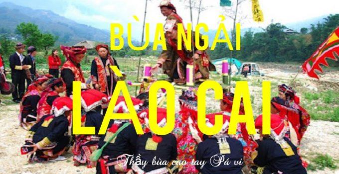 Bùa ngải ở Lào Cai
