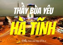 Thầy bùa yêu ở Hà Tĩnh